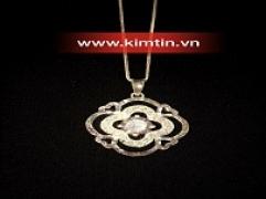 Bộ trang sức bạc: Tỏa sáng lung linh