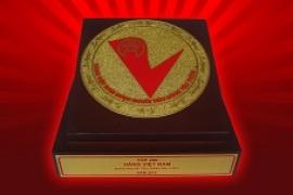 Một số giải thưởng tiêu biểu của Tập đoàn Vàng Bạc Đá quý Kim Tín