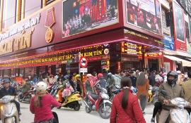 Tòa nhà Tập đoàn Vàng Bạc Đá quý Kim Tín